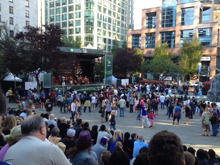 Jazz Festival, Vancouver