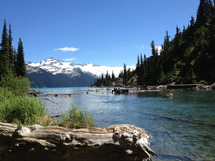 A hike to Garibaldi lake was amazing. It is a little longer hike but the trail was beautiful and not hard at all.