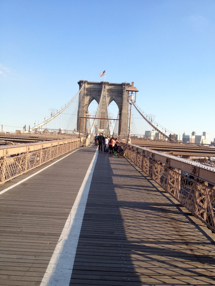 Good ol' Brooklyn Bridge