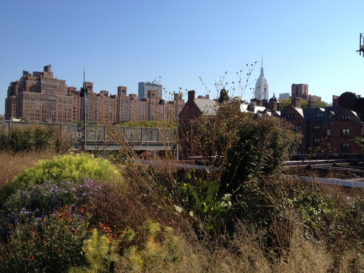 Another highlight of this trip was walking the High Line. A beautiful linear park that was built on the old Railroad that run along the lower west side fo Manhattan. Best time to go: early morning when there is less crowd. Love the view from there and enjoyed different kind of art along the way.