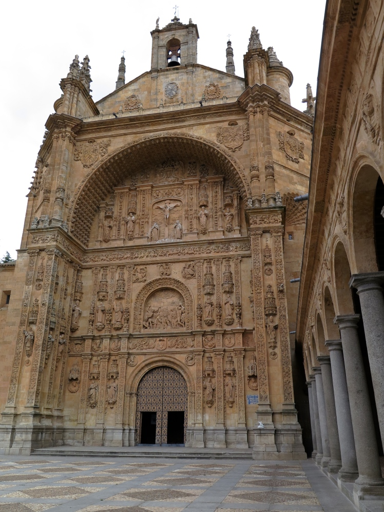Part of Catedral Nueva (New Cathedral)
