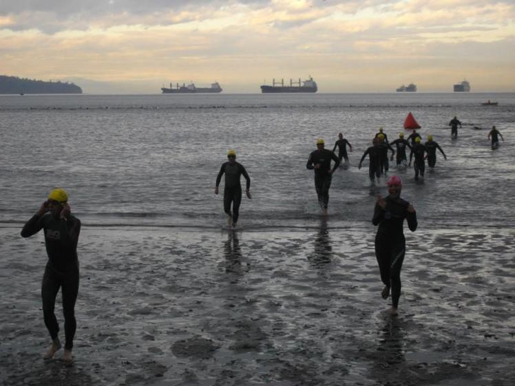 VancouverTriathlonSwim