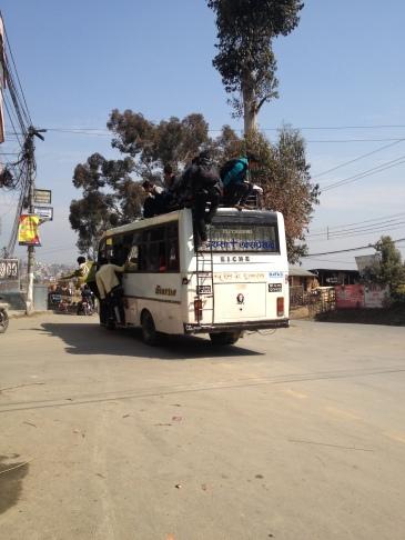 Public transportation in Nepal