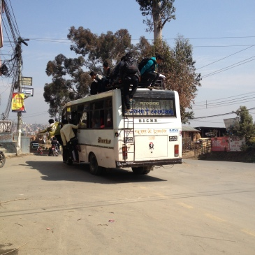 Public transportation in Nepal