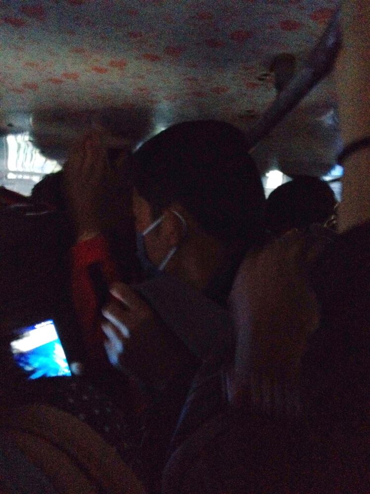 Public buses in Nepal